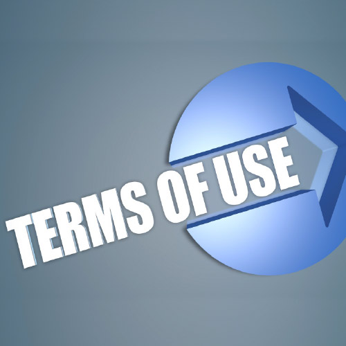 Terms of Use & Privacy Policy